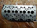Головка блока цилиндров двигателя Mitsubishi S4S, фото 5