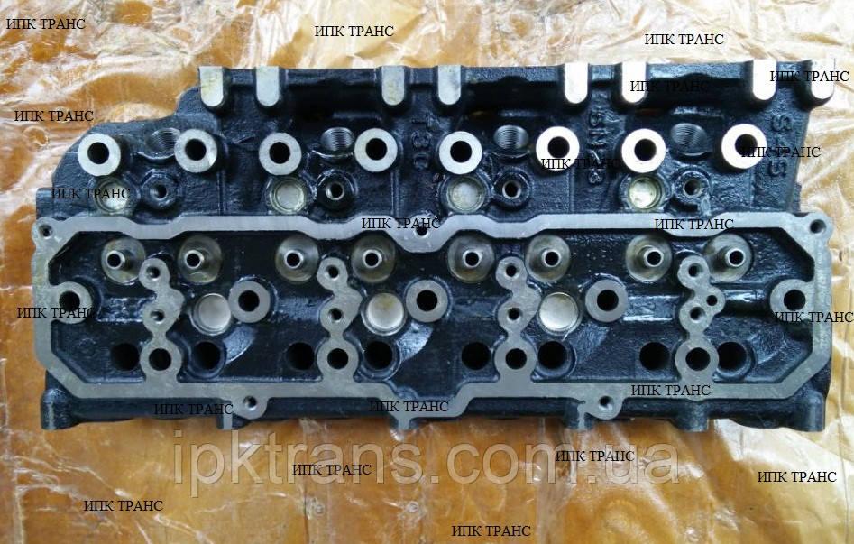 Головка блока цилиндров двигателя Mitsubishi S4S
