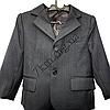 Школьный костюм форма 3-ка для мальчиков садик Черный, фото 2