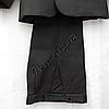 Школьный костюм форма 3-ка для мальчиков садик Черный, фото 3