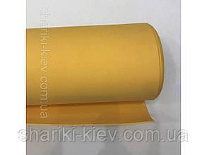 Фоамиран 2 мм (желток)