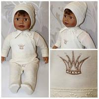Комплект одежды для новорожденных Король-Королевна