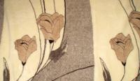 """Одеяло-плед из овечьей шерсти """"Eluna"""" (полутороспальное)"""