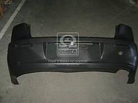 Бампер задний на Mitsubishi Lancer X (TEMPEST)