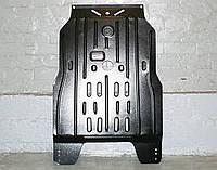 Защита картера двигателя и кпп Mitsubishi Pajero Wagon 1999-, фото 1