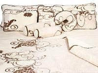 """Одеяло из овечьей шерсти """"Alwero"""" (двуспальное)"""