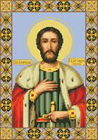 Схема картин для вышивки крестиком на канве Александр Невский ИКан 3011