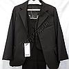 Школьный костюм форма 3-ка для мальчиков 50-56 Черный, фото 2