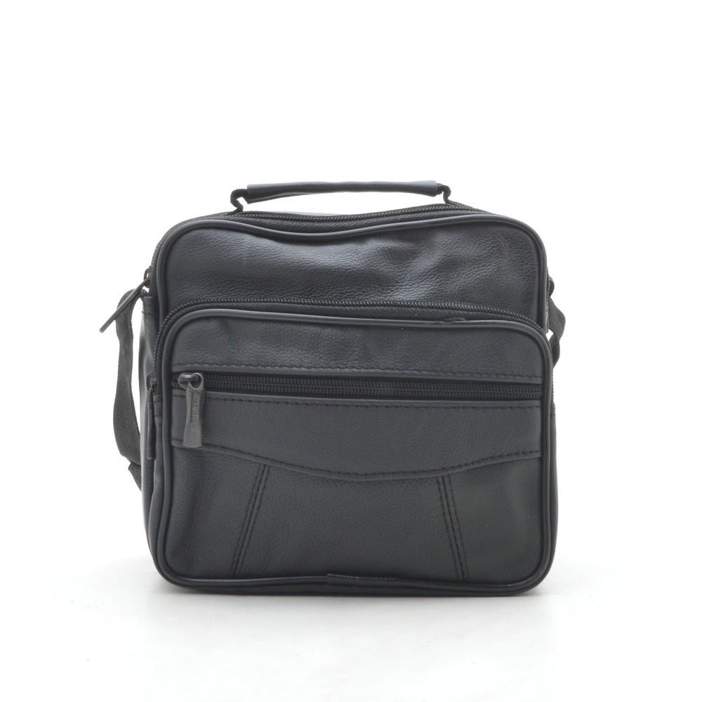 Мужская сумка ⭐ 8006 черная