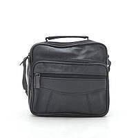 Мужская сумка ⭐ 8006 черная, фото 1