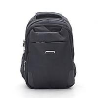 Рюкзак городской черный Dwjundao с отделением для ноутбука 151094, фото 1