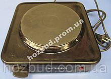 Плита електрична настільна Елна 001Н (1-конфорка, 1.5 кВт)