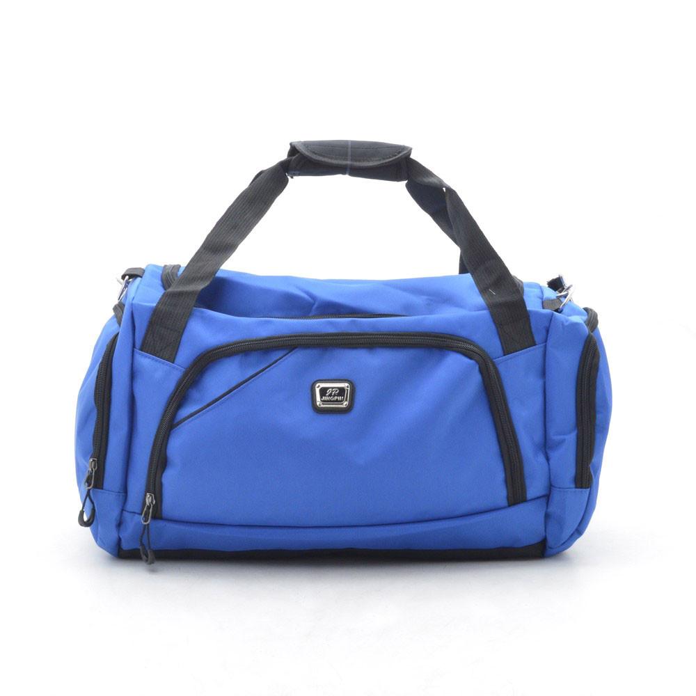 Дорожная сумка спортивная синяя 181250