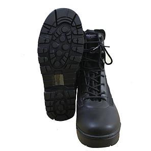 Ботинки, берцы с подкладкой Thinsulate MilTec TACTICAL STIEFEL Black 12821000, фото 2