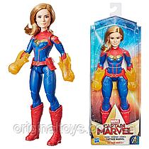 Кукла Капитан Марвел Captain Marvel Super Hero Hasbro
