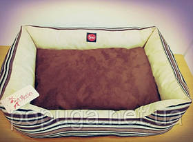 Лежак для собаки DIEGO rest + 3print, 70х50 см