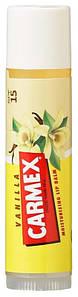 Лечебный бальзам-стик для губ Carmex Vanilla Stick Set Lip Balm SPF 15