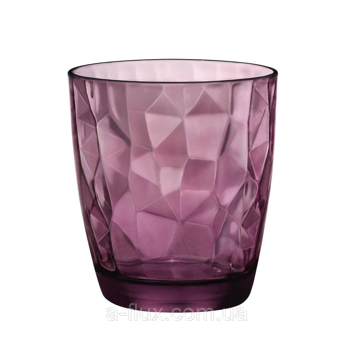 Стакан 390 мл Diamond Rock Purple Bormioli Rocco