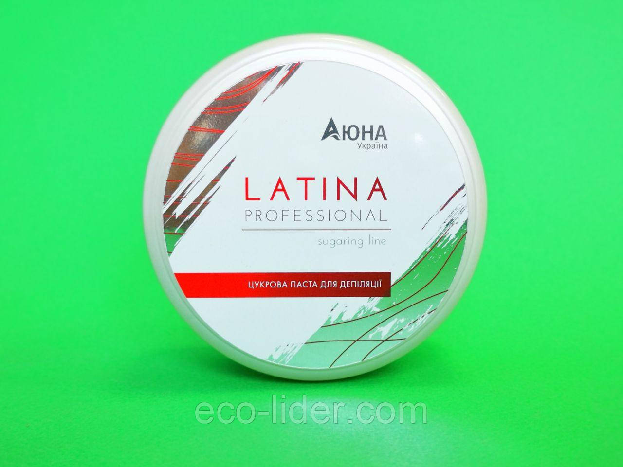 Сахарная паста Latina (Бразилия) АЮНА, очень плотная - 4, 350 г