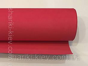 Фоамиран 2 мм (ярко красный)