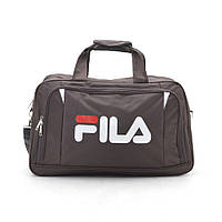 Дорожная сумка спортивная коричневая 181243, фото 1