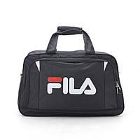 Дорожная сумка спортивная черная 181248, фото 1