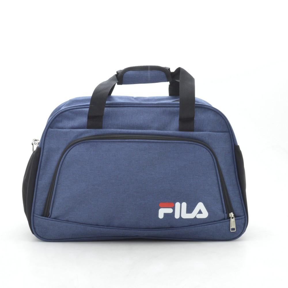Дорожная сумка спортивная синяя FILA 181267