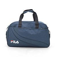 Дорожная сумка спортивная синяя FILA 181613, фото 1