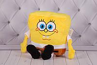 Мягкая игрушка Губка Боб , плюшевый Спанч Боб, Spounge Bob, 25 см.