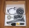 Студійний конденсаторний мікрофон BM-700 Gold з стійкою, фото 3