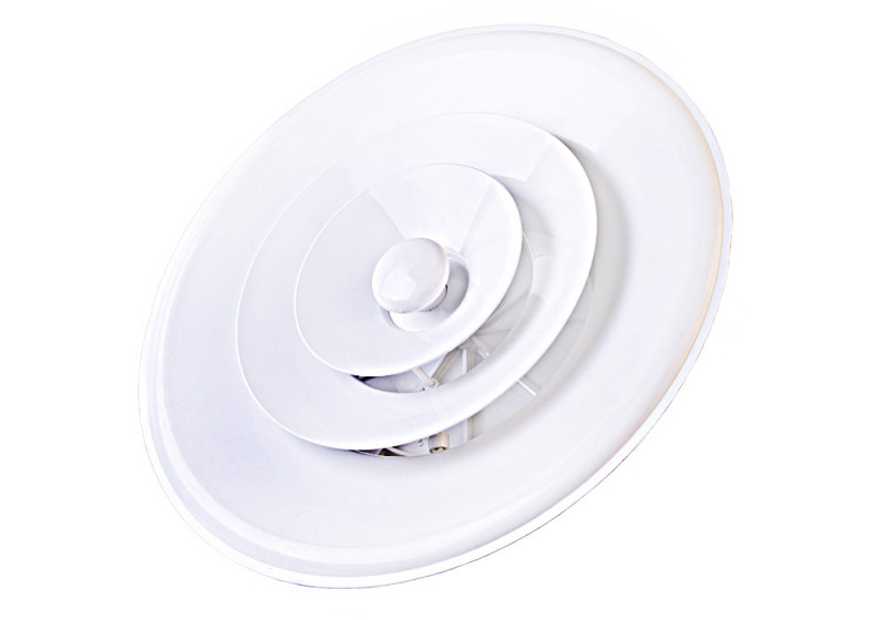 Диффузор круглый пластиковый 330 мм (250) Twitoplast (Израиль)