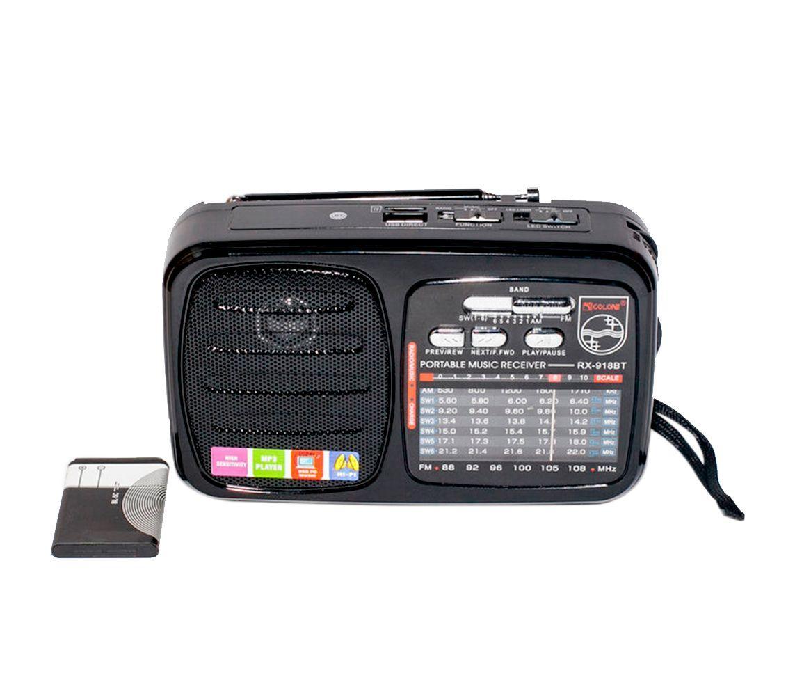Радио RX 918