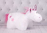 Детская подушка-складушка Единорог, фото 1