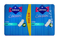 Гигиенические прокладки Libresse Classic Ultra SOFT Super DUO (5 к.) - 18 шт.