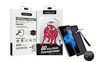 """Силіконова плівка (броня) для iPhone 7 Plus (5.5"""") Caisles 6D Black"""
