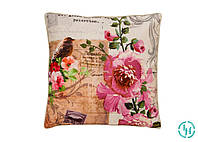 Декоративная подушка на диван Foresta Flower