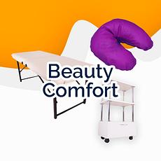 Beauty Comfort : Кушетка, тележка, чехол, подушка, плед