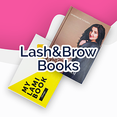 LASH & BROW BOOKS (блокноты, книги, журналы)