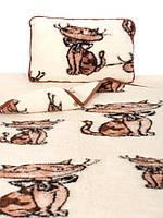 """Детское одеяло из овечьей шерсти """" Alwero"""""""