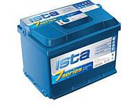Автомобильный аккумулятор ISTA 7 SERIES 6ст - 60 Ah 600 A  +слева