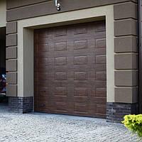 Секционные ворота Alutech Trend