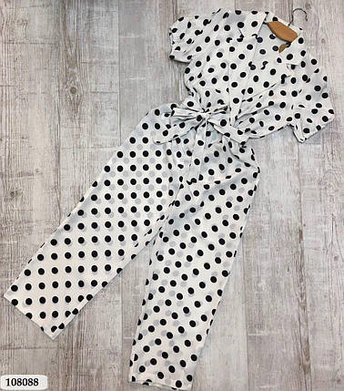 """Шикарный женский комбинезон  ткань """"Софт"""" размер 44 норма, фото 2"""