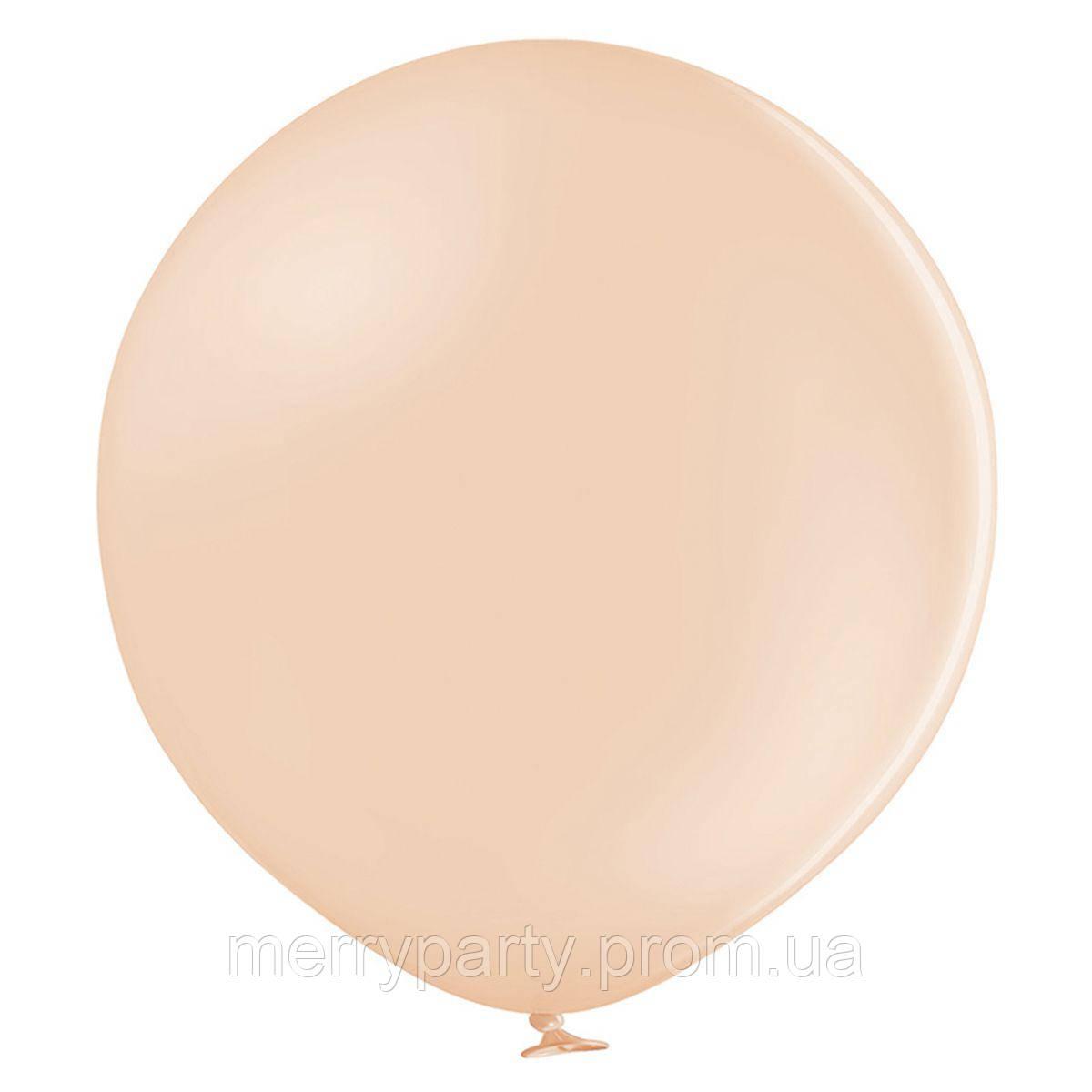 "12"" (30 см) персик Макарун 105/453 Belbal Бельгия латексный шар"