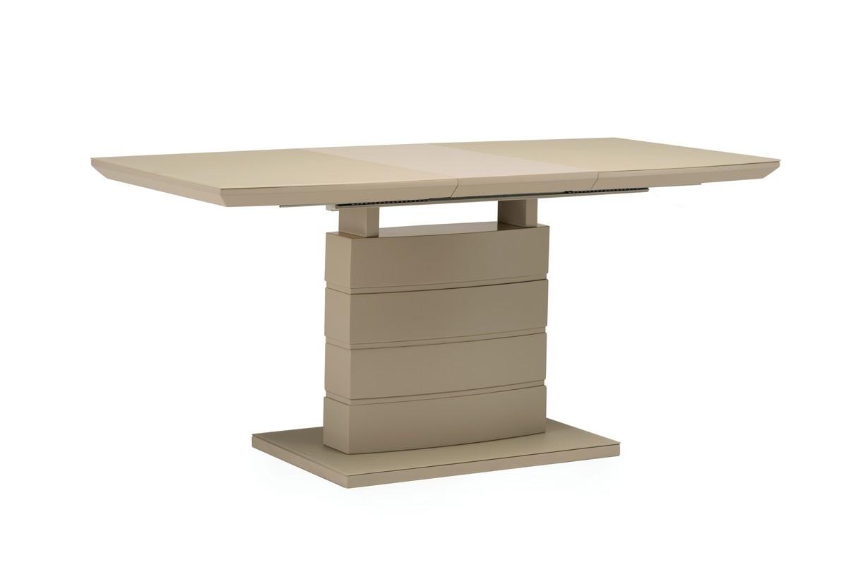Стол обеденный TMM-50-1 (матовый капучино)