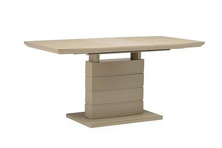 Стол обеденный TMM-50-1 (матовый капучино), фото 2