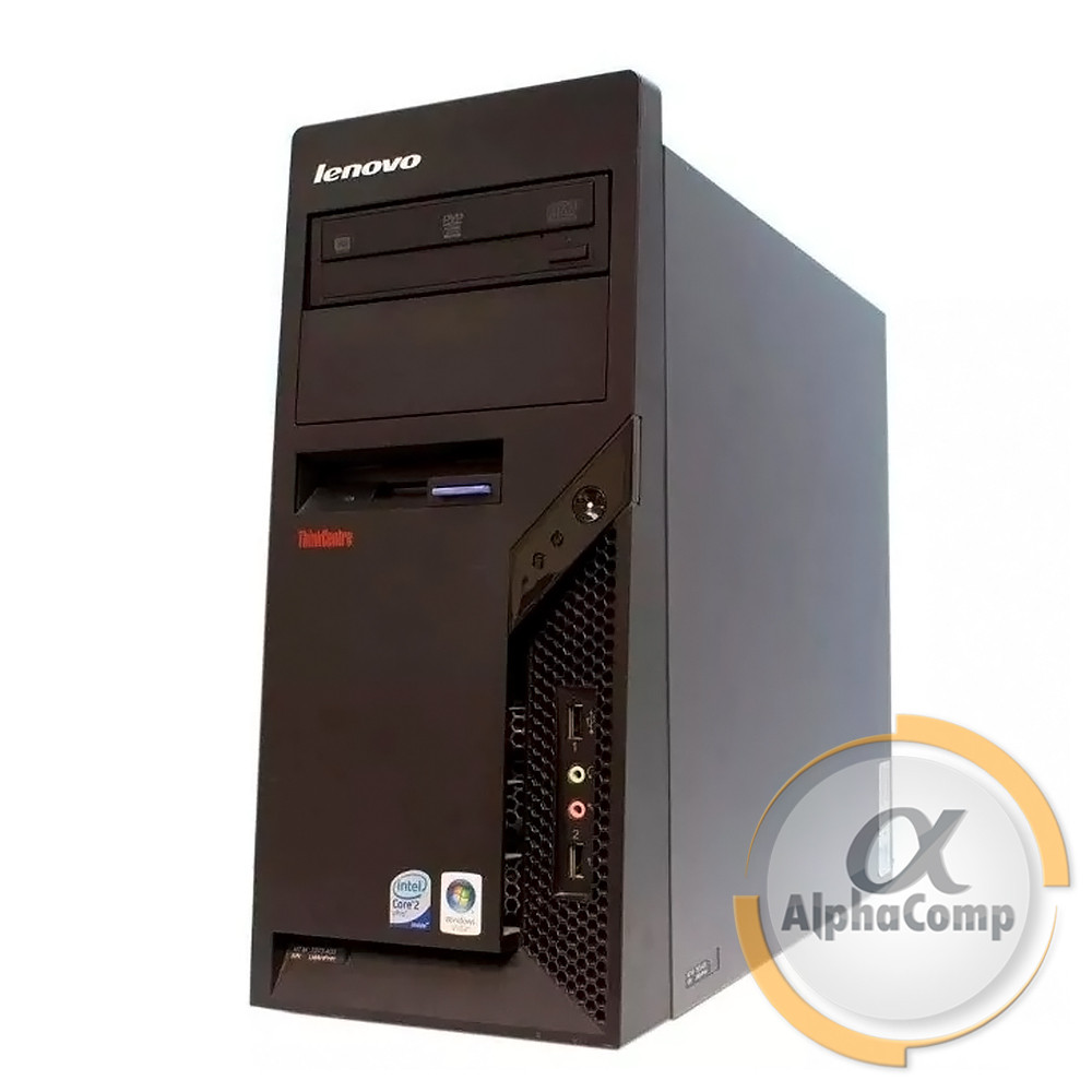 Компьютер MT Lenovo M58p (E8500/4Gb/500Gb) Tower БУ