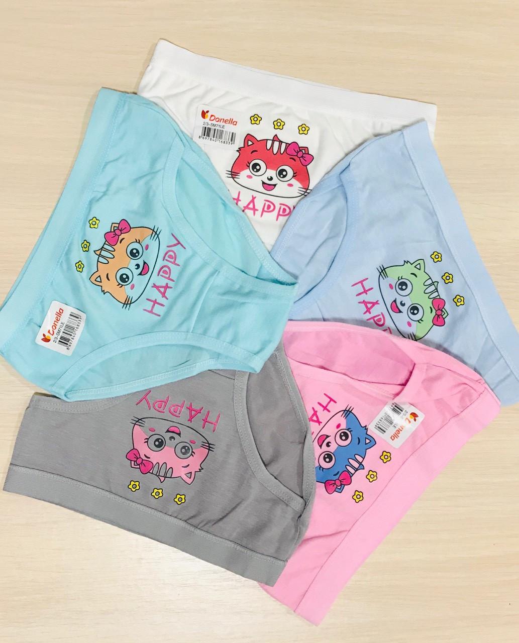 Трусики-плавки дитячі для дівчаток бавовна Donella Туреччина розмір S (1-3 року)