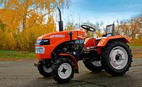 Мини-трактор - это все что нужно для работы в поле