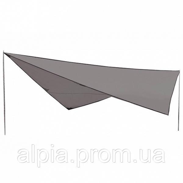 Тент со стойками High Peak Tarp 1 (Grey)