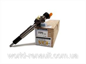 Renault (Origial) 166008052R - Топливная форсунка на Рено Сценик III, Гранд Сценик III K9K846,832,636,836,837